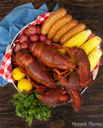 learn how to prepare this cajun lobster boil at home in about 30