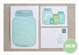 jar wedding invitations new jar wedding invitation suite