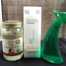 natural hair curl activator with things from home homemade curl refreshing spray curl on a mission