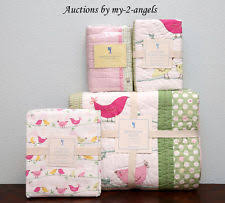 Pottery Barn Kids Quilts Pottery Barn Kids Bird Bedding Ebay