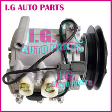 nissan frontier ac compressor msc90ta ac compressor with clutch for car mitsubishi canter fuso