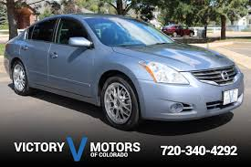 altima nissan 2011 used cars and trucks longmont co 80501 victory motors of colorado