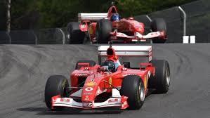 ferrari f1 buy a ferrari become an f1 driver it s easy stuff co nz
