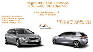 peugeot lease deals pendle lease pendlelease twitter