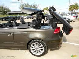 volkswagen brown 2012 black oak brown metallic volkswagen eos komfort 56705408