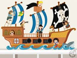 kinderzimmer pirat uncategorized wandtattoos pirat kinderzimmer wandtattoos