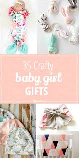 35 crafty baby gifts tip junkie