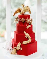 monogrammed wedding cake ideas you u0027ll want put your name on