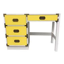vintage u0026 used campaign desks chairish
