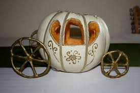 cinderella carriage pumpkin ido it myself diy cinderella pumpkin carriage centerpiece