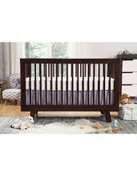 Baby Convertible Crib Baby Letto Hudson 3 In 1 Convertible Crib Swanky Babies