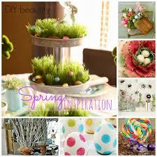 spring diy inspiration diy beautify