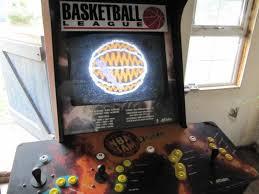 Nba Jam Cabinet Nba Jam Extreme Arcade Uk Vac Uk Video Arcade Collectors Forum