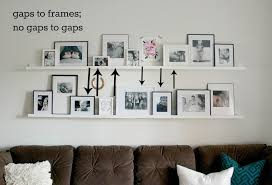 ikea shelf with lip picture ledges photo gallery tips and a giveaway u2014 house for six