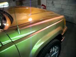 kf 04 tropical storm chameleon flip flop paint youtube