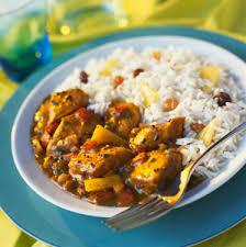 cuisine antillaise colombo de poulet recette escalope de poulet facile carnivor boucherie