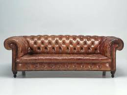 Vintage Leather Chesterfield Sofa Leather Chesterfield Sofas Vintage Chesterfield Sofa By For Sale