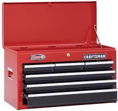 craftsman table top tool box craftsman ball bearing storage combo sale red black