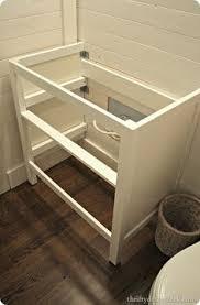 Ikea Hemnes Bathroom Vanity by Beautifully Inspired Ikea Hack Hemnes Vanity Plumbing Bathroom