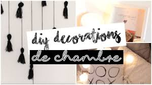 decor de chambre diy black décoration de chambre facile
