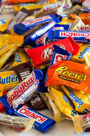 halloween candy bag 10 ways to use up halloween candy the pioneer woman