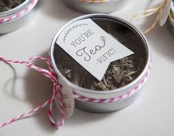 bridal tea party favors the southern tea party