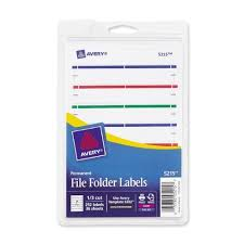 color tab labels amazon com
