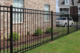 ornamental fence anniston al the fence place