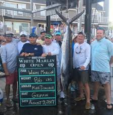 Sport Fishing Flags White Marlin Open 2017 Results Marlin Magazine