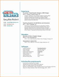 Electrical Designer Resume 100 Resume Sample Of A Graphic Designer How To Write A