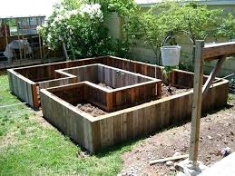 Recycling Ideas For The Garden Pallet Ideas For The Garden Pallet Cool Raised Beds Garden Ideas