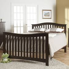 Pali Toddler Rail Pali Bolzano Forever Crib In Earth Free Shipping 529 99