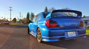 subaru hybrid sedan 2002 subaru wrx sti hybrid injen super ses catless exhaust youtube