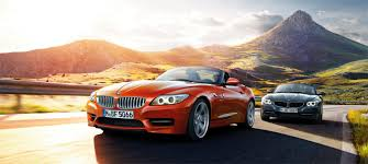 bmw z4 roadster at a glance