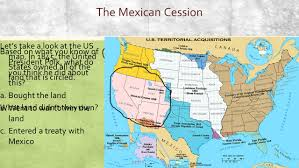 United States Map In Spanish by Westward Expansion The Growth Of The Us The Growth Of The Us