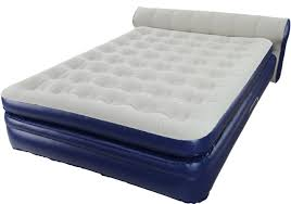 Air Mattress With Headboard Aerobed Elevated Headboard Air Mattress W Built In