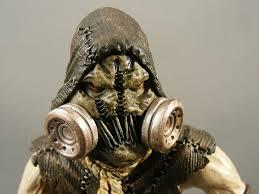 Scarecrow Mask Review U003e Scarecrow Batman Arkham Asylum Dc Direct Poeghostal Com