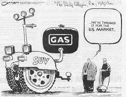 energy and fuels in society