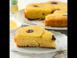 upside down cake youtube