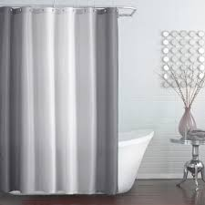designer shower curtains extra long home design