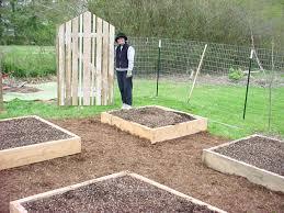 vegetable garden fence u2013 home design and decorating