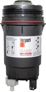 Dodge Ram Cummins Oil Capacity - 6 7l cummins fleetguard fs43257 fuel filter upgrade