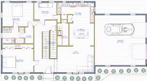 Cape Cod Floor Plans With Loft Cape Cod Plans Open Floor Webshoz Com