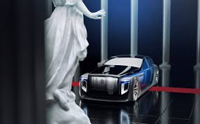 rolls royce concept 2017 rolls royce exterion concept can plow snow in reverse