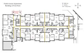 apartment building floor plans mapo house and cafeteria interior