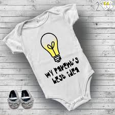 new parents gift baby announcement grandparent onesie first