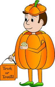 Boys Pumpkin Halloween Costume Halloween Costume Clipart Image Cute Wearing Kitty