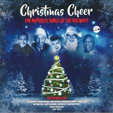 various christmas cheer the merriest songs of the holidays vinyl
