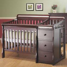 mini nursery cribs ebay
