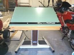 Hamilton Electric Drafting Table Sold Electric Drafting Table High End Carolina Shooters Club